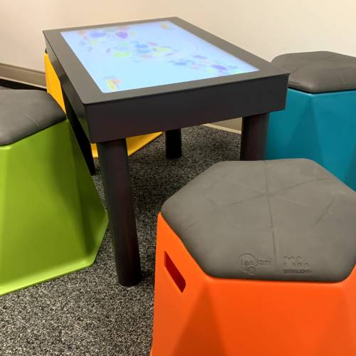 Library News - Play Table